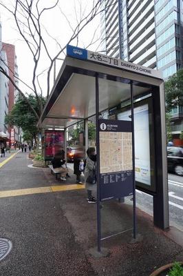 西鉄バス「大名2丁目」停まで徒歩約2分