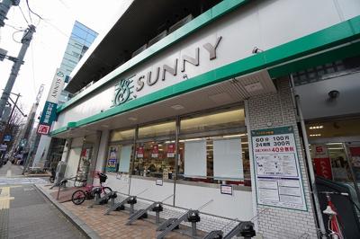 サニー赤坂店まで徒歩約5分