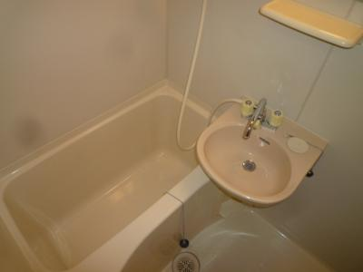 【浴室】ブロードヒルⅡ