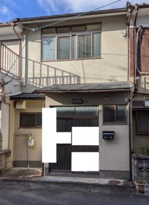 【外観】京都市伏見区納所北城堀