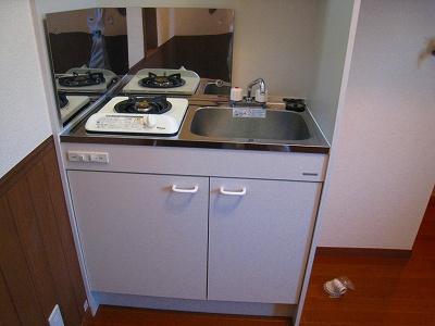 キッチンスペース(同一仕様写真)