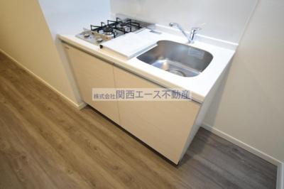 【キッチン】ALEGRIA若江本町North