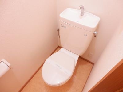 【トイレ】レンジ御池