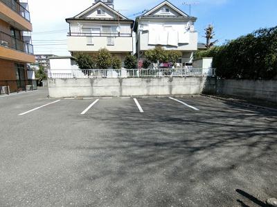 【駐車場】グリーンファミール