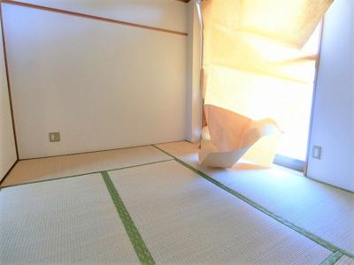 【寝室】グリーンファミール