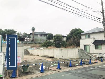 【外観】伏見区深草大亀谷古御香町19期 新築戸建