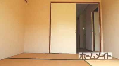 【和室】パナハイツ古曽部