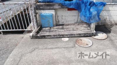 【その他共用部分】パナハイツ古曽部