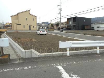 【区画図】【売地】有功中学校区・56585