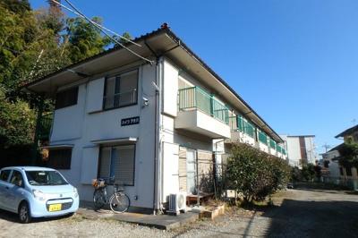 小田急多摩線「栗平」駅より徒歩圏内の2階建てアパート♪スーパーが近くてお買い物に便利◎小学校も近くにあるのでお子様のいるファミリーさんには嬉しい立地です☆