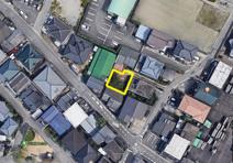 徳島市金沢2丁目土地の画像