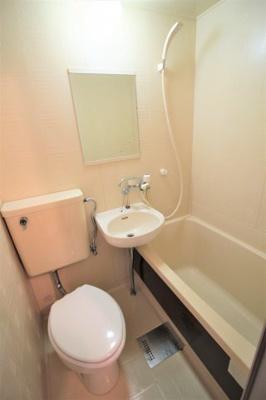 【浴室】富士コーポ