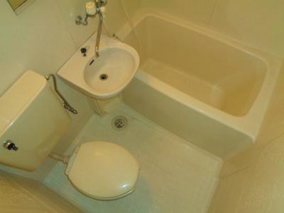 【浴室】ミヤコビル