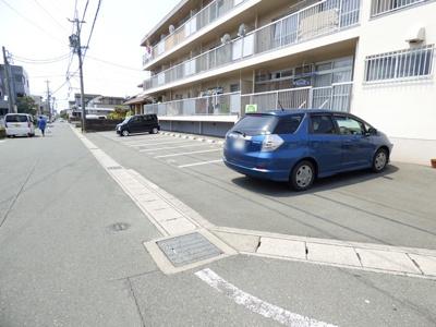 【駐車場】たちばなコーポ