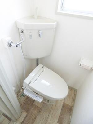 【トイレ】たちばなコーポ