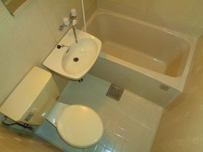 【浴室】プリモカーサ駒川中野