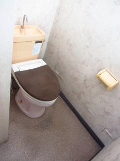【トイレ】石橋店舗