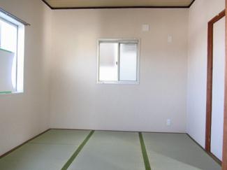 北側4.5帖和室