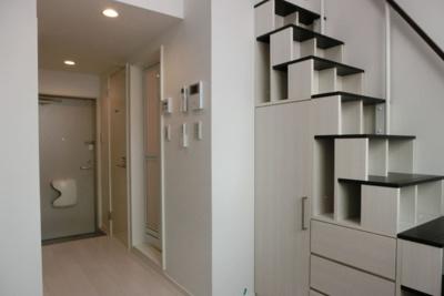 ハーモニーレジデンス四谷坂町の使いやすい居間です(同建物・別部屋参考写真)☆