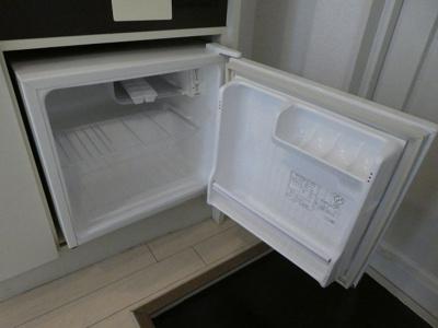 ミニ冷蔵庫です