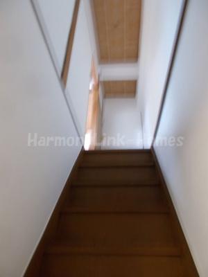 グリーンマンションの階段(メゾネットタイプ)☆