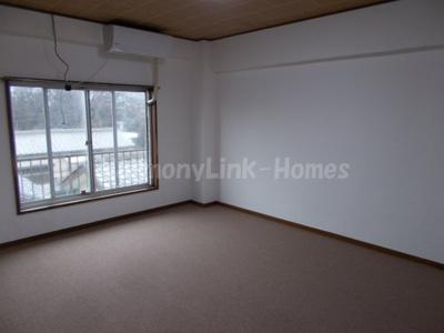 グリーンマンションのコンパクトで使いやすい洋室です