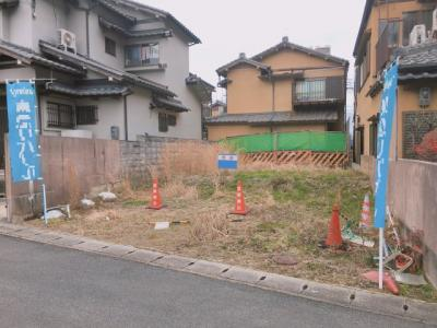 【外観】京都市伏見区日野野色町 土地