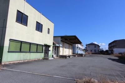 【外観】沼津市原 事業用地