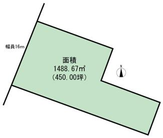 【土地図】沼津市原 事業用地