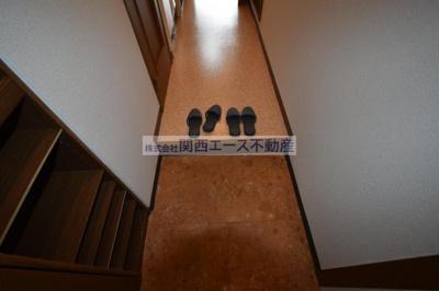 【玄関】ビラ菱屋西