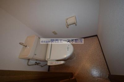 【トイレ】ビラ菱屋西