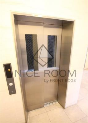 プリーズヴェール東山 エレベーター