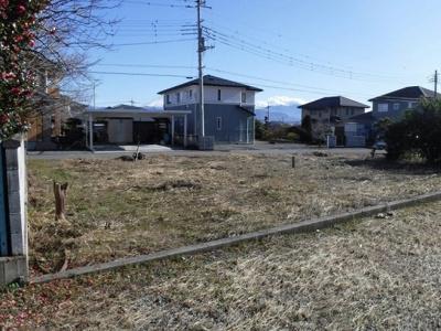 【外観】南アルプス市飯野93坪売地