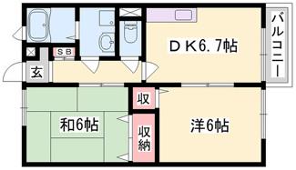 姫路市勝原区下太田2棟売マンション