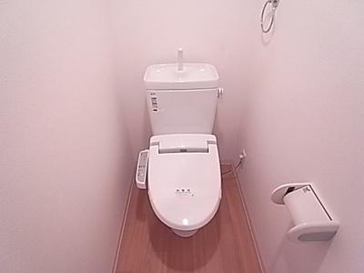 【トイレ】ハッピーコート甲南山手