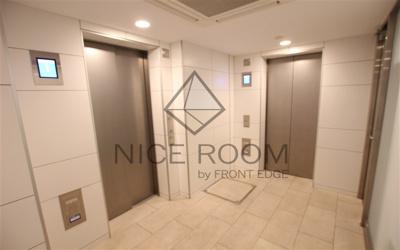 SIL西五反田 エレベーター