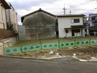 【外観】伏見区醍醐西大路町 売土地