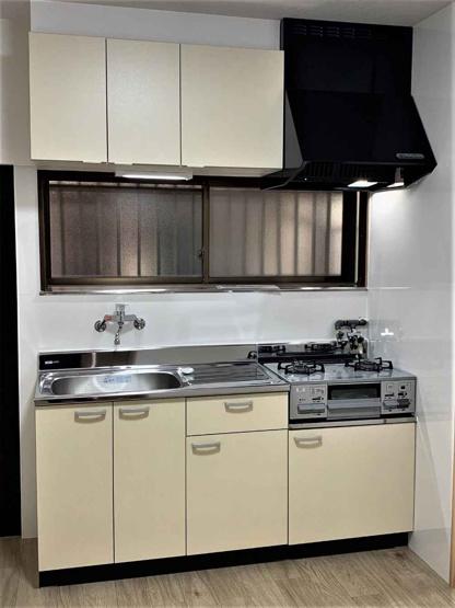 【キッチン】堺市西区平岡町 中古一戸建て住宅