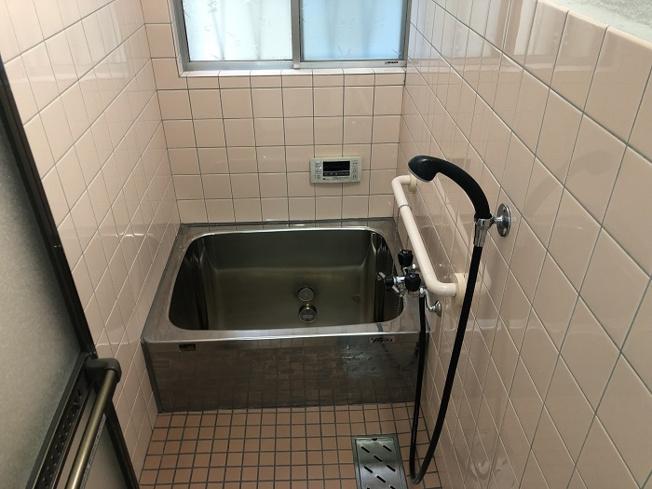 【浴室】堺市西区平岡町 中古一戸建て住宅
