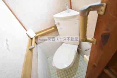 【トイレ】都之荘
