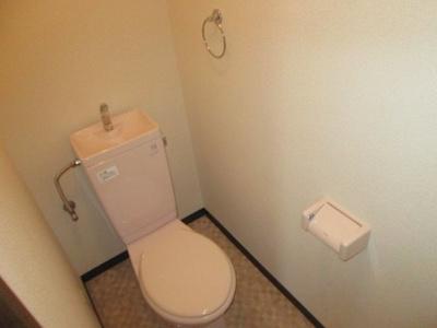 【トイレ】メゾンセギュレ