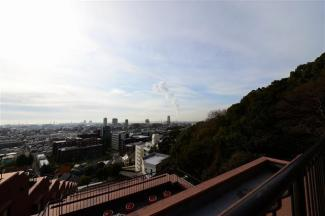 13階部分なので、眺望良好です!
