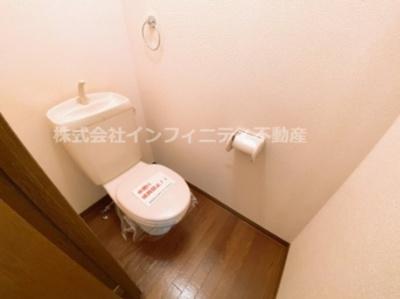 【トイレ】プレジール加納