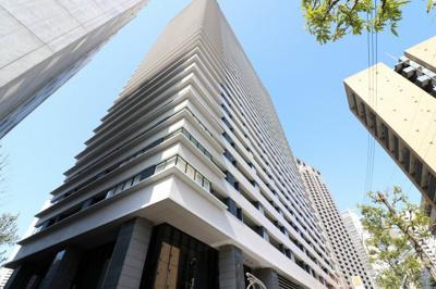 34階建てタワーマンション!周辺には美術館などがあり、文化的な雰囲気のエリアです。