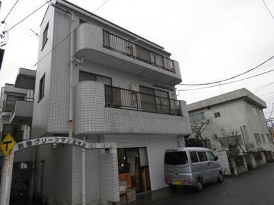 【外観】笠幡グリーンマンション