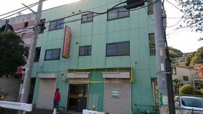 【外観】ハイツマル1階店舗