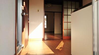 【玄関】丸美荘