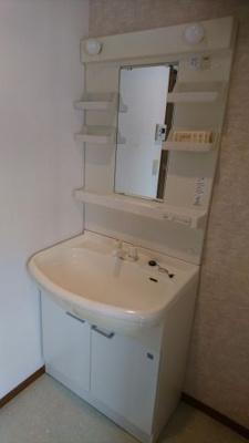 【独立洗面台】中島アパート