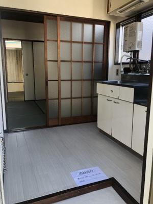 【キッチン】常盤荘