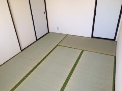【寝室】プレジール北久里浜